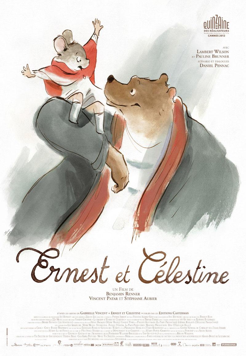 Ernest And Celestine Percaya Pada Kemungkinan Semilir Di Bulan